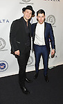 WASHINGTON, DC - JANUARY 7: Garvin DeGraw and Nick Jonas attends The Lincoln Awards: A Concert For Verterns & The Military Family presented by The Friars Foundation at The John F. Kennedy Center for the Performing Arts on January 7, 2015 in Washington, D.C. Photo Credit: Morris Melvin / Retna Ltd.