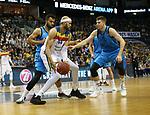 19.03.2019, Mercedes Benz Arena, Berlin, GER, EuroLeague/EuroCup, ALBA ERLIN vs.  MoraBanc Andorra, <br /> im Bild <br /> <br />      <br /> Foto © nordphoto / Engler