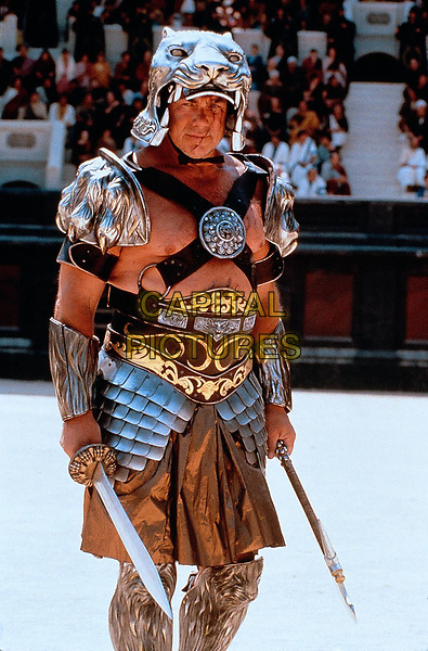 Gladiator (2000)<br /> Sven-Ole Thorsen<br /> *Filmstill - Editorial Use Only*<br /> CAP/KFS<br /> Image supplied by Capital Pictures