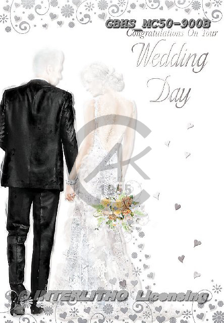 John, WEDDING, HOCHZEIT, BODA, paintings+++++,GBHSMC50-900B,#w# ,everyday