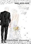 John, WEDDING, HOCHZEIT, BODA, paintings+++++,GBHSMC50-900B,#w# ,everyday