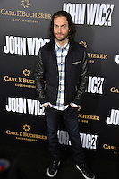 Chris D'Elia at the premiere of &quot;John Wick Chapter Two&quot; at the Arclight Theatre, Hollywood. <br /> Los Angeles, USA 30th January  2017<br /> Picture: Paul Smith/Featureflash/SilverHub 0208 004 5359 sales@silverhubmedia.com
