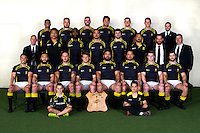 151012 Rugby - Wellington Representative Team Photos