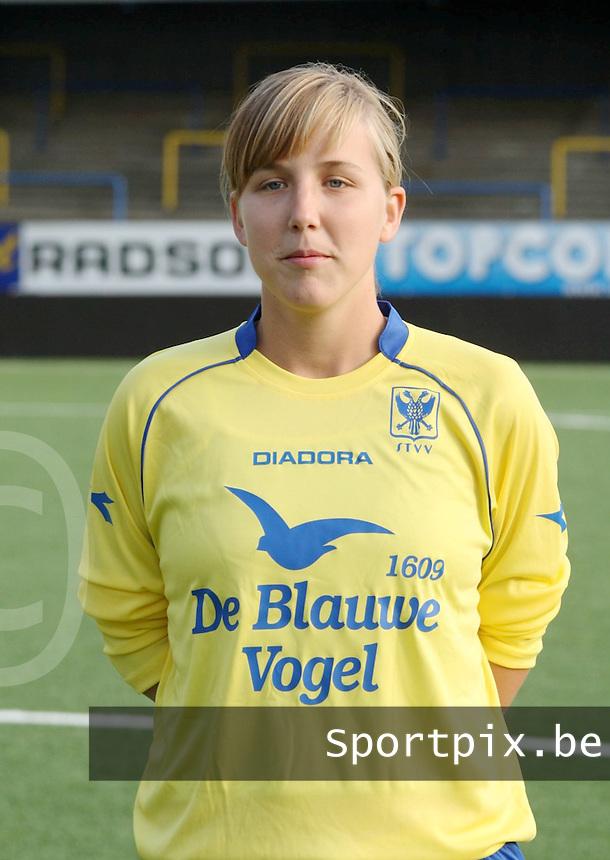 STVV Sint-Truidense VV : Heidi Wijnants.foto Paul Dijkmans / Vrouwenteam.be / LOFT6.be