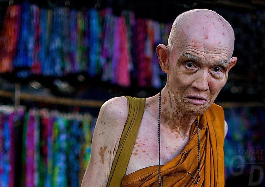 Streets of Yangon, Myanmar