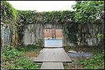 L'ingresso da via Paganini di BUNKER, Il nuovo progetto di Urbe nell'ex stabilimento SICMA Torino. Luglio 2012