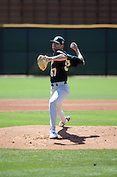 James Naile - Oakland Athletics 2016 spring training (Bill Mitchell)