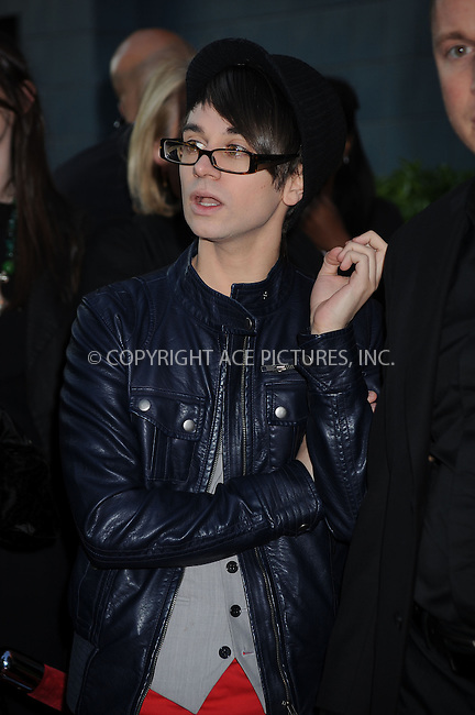 WWW.ACEPIXS.COM . . . . . ....April 23 2009, New York City....Designer Christian Siriano arriving at the premiere of 'Obsessed' presented by The Cinema Society & MCM at the School of Visual Arts on April 23, 2009 in New York City.....Please byline: KRISTIN CALLAHAN - ACEPIXS.COM.. . . . . . ..Ace Pictures, Inc:  ..tel: (212) 243 8787 or (646) 769 0430..e-mail: info@acepixs.com..web: http://www.acepixs.com