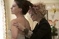 Ocean's 8 (2018) <br /> (Ocean's Eight)<br /> Anne Hathaway &amp; Helena Bonham Carter<br /> *Filmstill - Editorial Use Only*<br /> CAP/MFS<br /> Image supplied by Capital Pictures