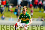 Fionn Fitzgerald Kerry in action against  Cork in the National Football league in Austin Stack Park, Tralee on Sunday.