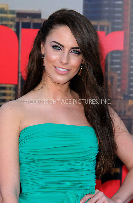 WWW.ACEPIXS.COM . . . . .  ..... . . . . US SALES ONLY . . . . .....April 20 2011, London....Actress Jessica Lowndes arriving at the European Premiere of Arthur at Cineworld 02 on April 19, 2011 in London....Please byline: FAMOUS-ACE PICTURES... . . . .  ....Ace Pictures, Inc:  ..Tel: (212) 243-8787..e-mail: info@acepixs.com..web: http://www.acepixs.com