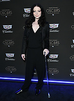 06 February 2020 - Los Angeles - Michelle Tractchenberg. Cadillac Celebrates The 92nd Annual Academy Awards held at Chateau Marmont. Photo Credit: Birdie Thompson/AdMedia