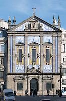 igreja dos congregados church praca almeida garrett porto portugal
