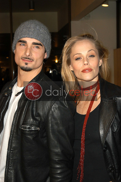 Kevin Richardson and wife Kristin