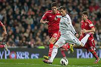 Cristiano Ronaldo shoot and scores goal