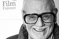 08.11.2013 - George A. Romero & Dario Argento at the BFI