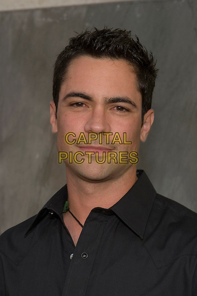 DANNY PINO.CBS Summer 2005 Press Tour Party Arrivals held at the Hammer Museum, Westwood, California.  .July 19th, 2005.Photo Credit: Zach Lipp/AdMedia.headshot portrait .www.capitalpictures.com.sales@capitalpictures.com.© Capital Pictures.