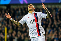 Mauro Icardi forward of PSG looks dejected after missing an opportunity  <br /> Bruges 22-10-2019 <br /> Club Brugge - Paris Saint Germain PSG <br /> Champions League 2019/2020<br /> Foto Panoramic / Insidefoto <br /> Italy Only