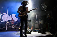 Half Moon Run performs at the Festival d'ete de Quebec in Quebec city Tuesday July 12, 2016.