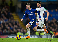 Chelsea's Eden Hazard in action <br /> <br /> Photographer Craig Mercer/CameraSport<br /> <br /> The Premier League - Chelsea v Crystal Palace - Saturday 10th March 2018 - Stamford Bridge - London<br /> <br /> World Copyright &copy; 2018 CameraSport. All rights reserved. 43 Linden Ave. Countesthorpe. Leicester. England. LE8 5PG - Tel: +44 (0) 116 277 4147 - admin@camerasport.com - www.camerasport.com