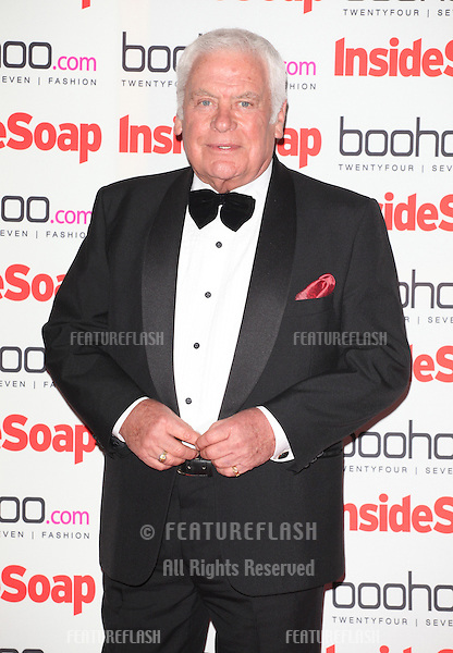 Tom Oliver arriving for the 2012 Inside Soap Awards, at No.1 Marylebone, London. 24/09/2012 Picture by: Alexandra Glen / Featureflash