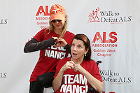 LOS ANGELES, CA - OCTOBER 16: Renee Zellweger, Nanci Ryder at the ALS Association Golden West Chapter Los Angeles County Walk To Defeat ALS at Exposition Park in Los Angeles, CA on October 16, 2016. Credit: David Edwards/MediaPunch