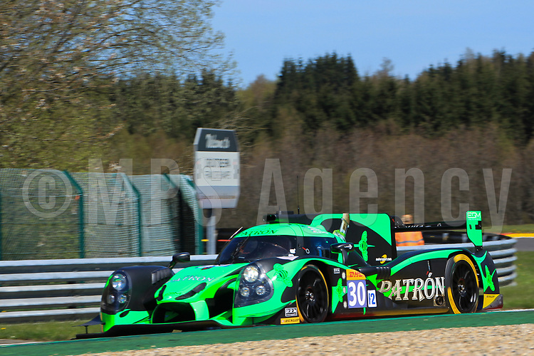 #30 EXTREME SPEED MOTORSPORTS (USA) LIGIER JS P2 NISSAN LMP2 SCOTT SHARP (USA) ED BROWN (USA) JOHANNES VAN OVERBEEK (USA)