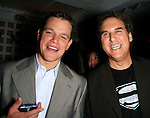 Beverly Hills, California - September 7, 2006.Matt Damon and Paul Bernbaum at the Afterparty for the Los Angeles Premiere of Hollywoodland at the Beverly Hills Hotel..Photo by Nina Prommer/Milestone Photo