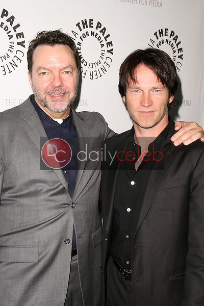 Alan Ball and Steven Moyer<br />