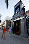 G-Star Raw on Rodeo Drive, Beverly Hills, CA