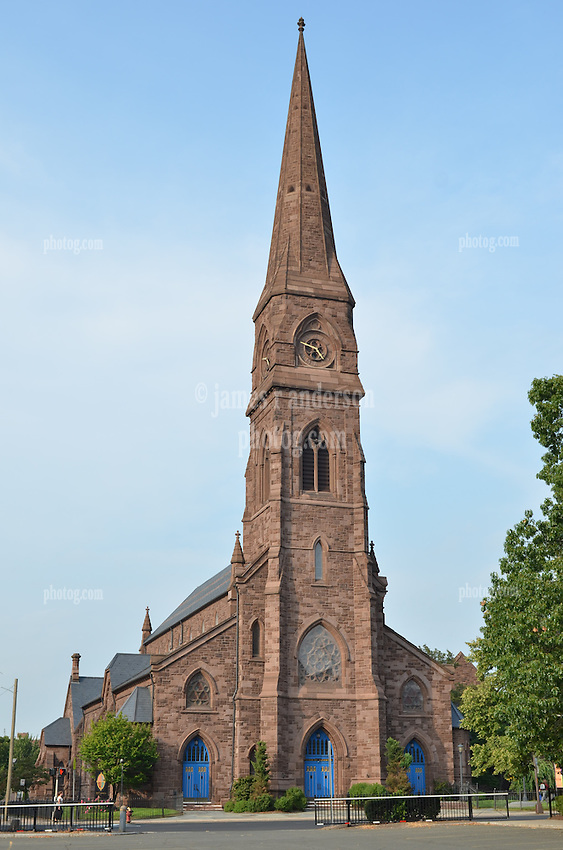Asylum Hill Congregational Church Hartford CT