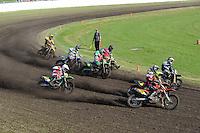 MOTORSPORT: JOURE: 18-05-2014, MC Flying Boetoe, Grasbaanraces Nutsbaan, ©foto Martin de Jong