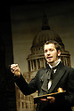 Dickens Unplugged .With Gabriel Vick. Performing at Assembly at George Street  at The Edinburgh Festival 2007 CREDIT Geraint Lewis