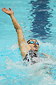 Shiho Sakai, September 4, 2011 - Swimming : Shiho Sakai, competes in the Intercollegiate Swimming Championships, Women's 100m backstroke heat at Yokohama international pool, Kanagawa. Japan. (Photo by Yusuke Nakanishi/AFLO SPORT) [1090]