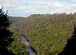 Sumac Lookout, Arthur River, Tarkine, Tasmania