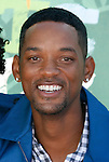 Actor Will Smith arrives at the 2008 Teen Choice Awards at the Gibson Amphitheater on August 3, 2008 in Universal City, California.