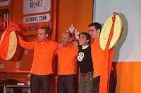 SCHAATSEN: TURIJN: Olympische Spelen 2006, Carl Verheijen, Bob de Jong, ©foto Martin de Jong