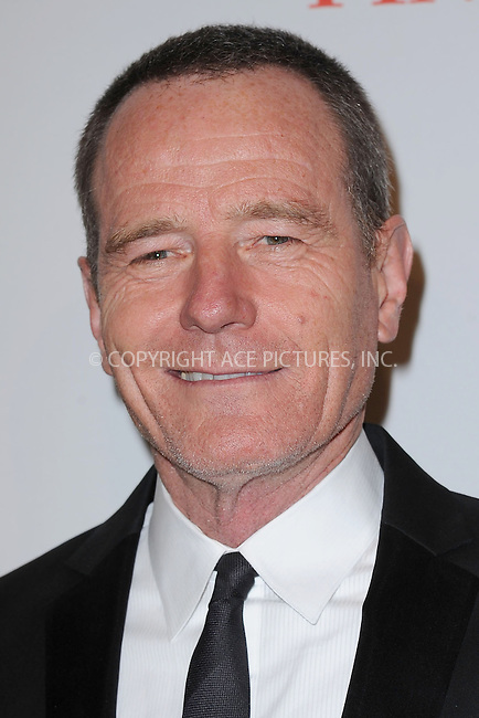 WWW.ACEPIXS.COM . . . . . .April 23, 2013...New York City...Bryan Cranston attends TIME 100 Gala, TIME'S 100 Most Influential People In The World at Jazz at Lincoln Center on April 23, 2013 in New York City ....Please byline: KRISTIN CALLAHAN - ACEPIXS.COM.. . . . . . ..Ace Pictures, Inc: ..tel: (212) 243 8787 or (646) 769 0430..e-mail: info@acepixs.com..web: http://www.acepixs.com .
