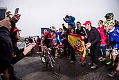 September 6th 2017, Los Machucos Momumento Vaca Pasiega, Spain; Cycling, Vuelta a Espana Stage 17; Alberto Contador