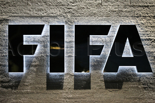 May 2017, Zurich, Switzerland; FIFA, the worldwide football contolling body headquarters shown while anti-corruption legal actions take place against various heads of countries and regions