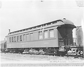 Originally built by Barney &amp; Smith in 1898 for the Colorado and Northwestern,  It became Western Union #299 in 1909.  In 1933 the car was &quot;donated&quot; to D&amp;RGW and became office car #0251.<br /> D&amp;RGW