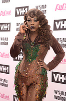 LOS ANGELES - JUN 9:  Bob The Drag Queen at the RuPauls Drag Race Season 9 Finale Taping at the Alex Theater on June 9, 2017 in Glendale, CA