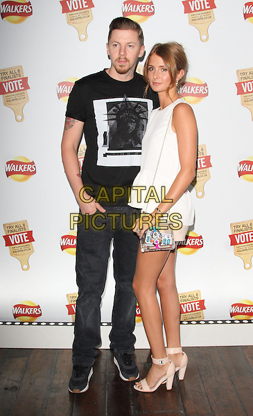 LONDON, ENGLAND - JULY 28: Professor Green and Millie Mackintosh attends the Walkers 'Do Us A Flavour' launch party at Paramount, Centre Point on July 28, 2014 in London, England<br /> CAP/ROS<br /> &copy;Steve Ross/Capital Pictures