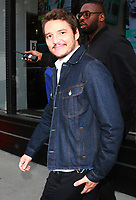 NEW YORK, NY - SEPTEMBER 12: Pedro Pascal at AOL Build promoting the new film, Kingsman: The Golden Circle in New York City on September 12, 2017. <br /> CAP/MPI/RW<br /> &copy;RW/MPI/Capital Pictures