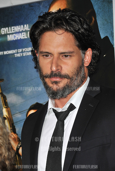"Joe Manganiello at the premiere of ""End of Watch"" at the Regal Cinemas LA Live..September 17, 2012  Los Angeles, CA.Picture: Paul Smith / Featureflash"