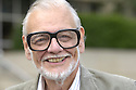 George A Romero Film Director of Land of The Dead,a Vombie movie at the Edinburgh Film Festival 2005. CREDIT Geraint Lewis