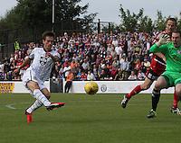 Ayr United v St Mirren 270816