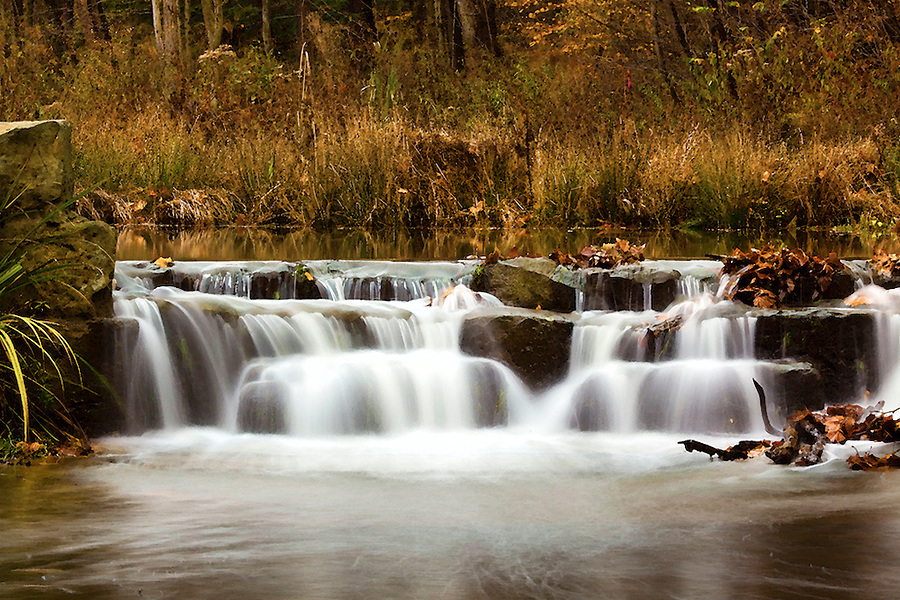 Waterfalls, Rivers and Streams -