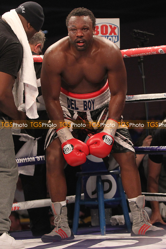 - Boxing at the Excel Centre, London, promoted by Frank Warren - 30/11/14 - MANDATORY CREDIT: Chris Royle/TGSPHOTO - Self billing applies where appropriate - contact@tgsphoto.co.uk - NO UNPAID USE