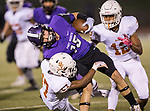 2018 Varsity Football - Bowie vs. Paschal